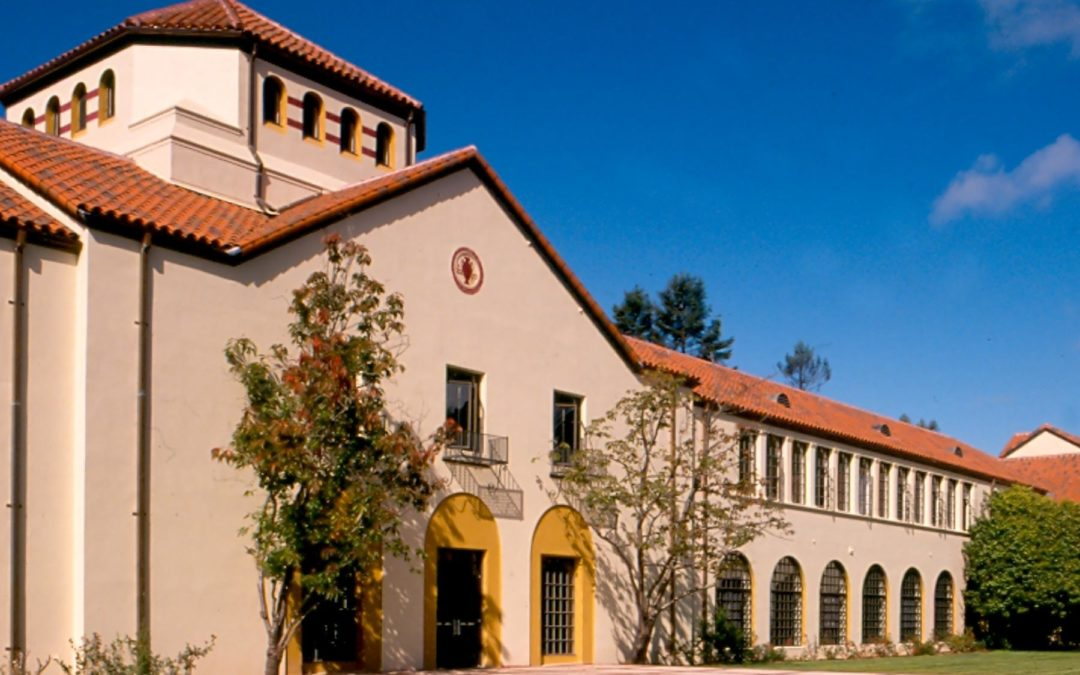 Humboldt State Founders Hall
