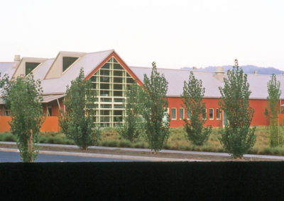 Napa Valley College, Upper Valley Campus