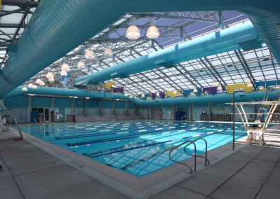 Salinas Aquatics Center| Recreation Structures | Glass Architects