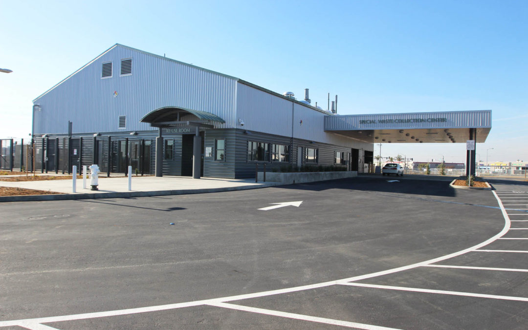 Elk Grove Special Waste Collection Center