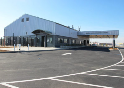 Elk Grove Waste Collection | Public Buildings | Glass Architects
