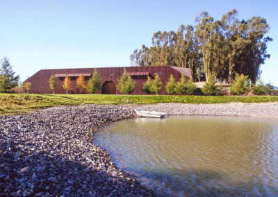 Sonoma Cutrer Winery | Private Sector Buildings | Glass Architects