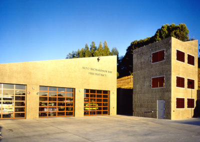 Southern Marin Fire District Headquarters | Public Safety | Glass Architects