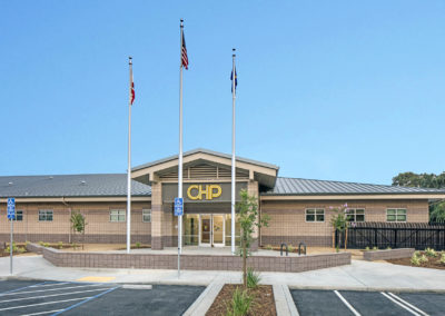 CHP Chico Area Office