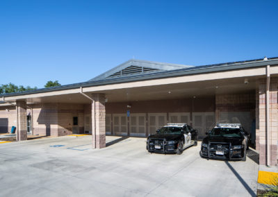Chico CHP Station | Public Safety | Glass Architects