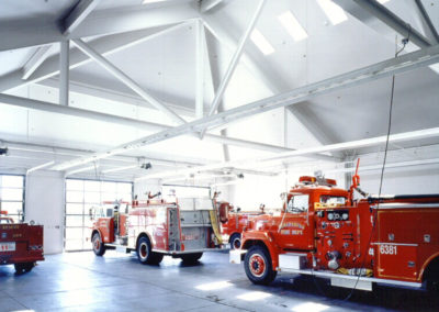 Healdsburg Fire Station