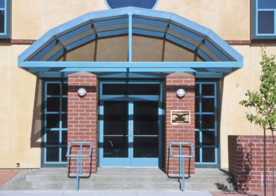 Healdsburg Police Department | Public Safety | Glass Architects