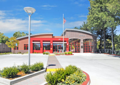 Novato Fire Station No 64