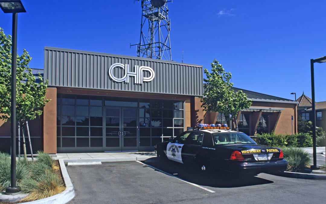 CHP Monterey Area Office