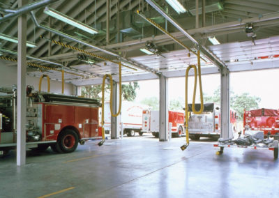 Silverado Forest Fire Station | Public Safety | Glass Architects