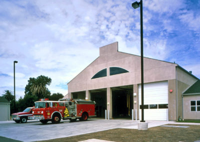 Silverado Forest Fire Station