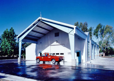 Sonoma County Auto Repair Facility