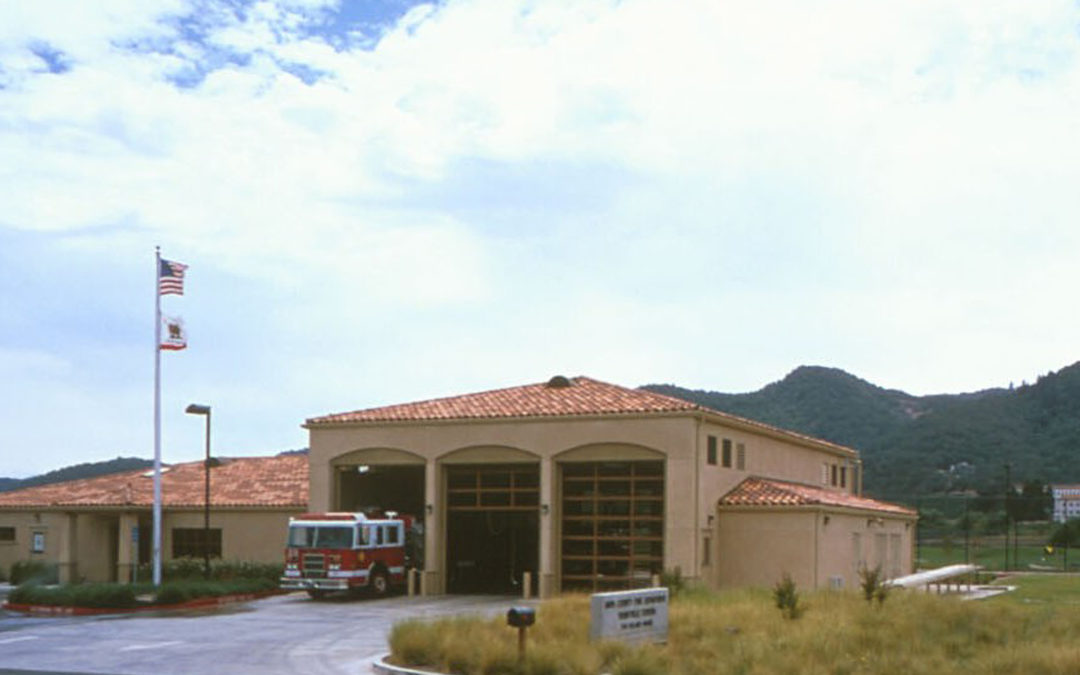 Napa County Fire Department Station 12