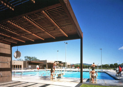 Finley Community and Aquatics Center | Recreation Structures | Glass Architects