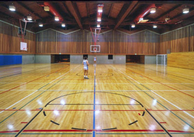 Rohnert Park Athletic Center | Recreation Structures | Glass Architects