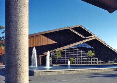 Rohnert Park PAC | Recreation Structures | Glass Architects