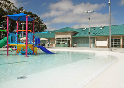 San Leandro Family Aquatic Center
