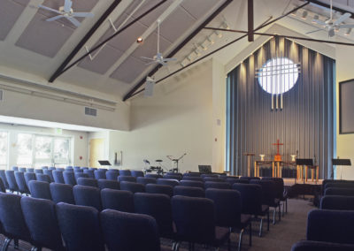 First United Methodist Church | Religious Structures | Glass Architects